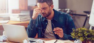 problemi di concentrazione nello studio