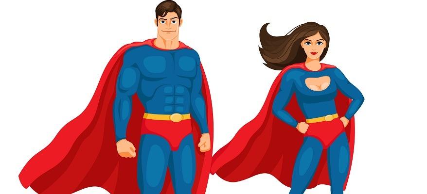 costumi di Carnevale Superman