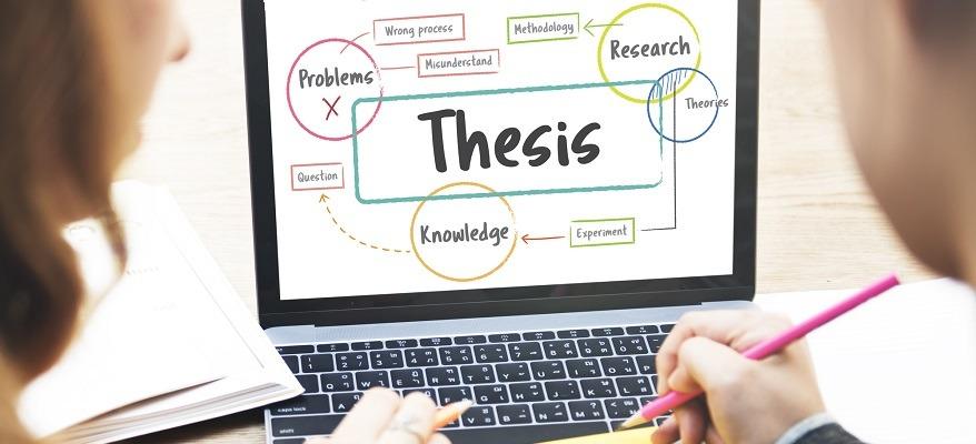 scrivere un discorso per la tesi