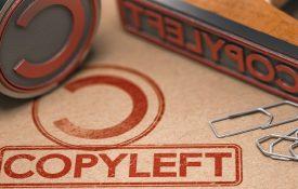 cos'è il copyleft